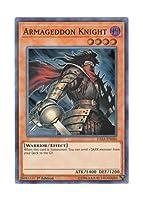 遊戯王 英語版 DASA-EN040 終末の騎士 Armageddon Knight スーパーレア 1st Edition