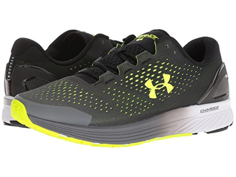 [UNDER ARMOUR(アンダーアーマー)] レディースランニングシューズ?スニーカー?靴 UA Charged Bandit 4 Black/Graphite/High-Vis Yellow 10 (27cm) D...