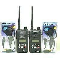 F.R.C 同時通話対応インカム FC-B47と耳掛けタイプイヤホンマイクのお得なセット