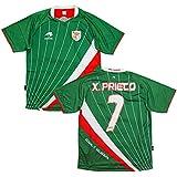 Astore(アストーレ) 2010-11 バスク州選抜 ホーム半袖 ユニフォーム #7 X. PRIETO シャビ・プリエト