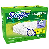Swiffer Sweeper Dry Cloth Refill - Lavender Vanilla & Comfort - 16 ct by Swiffer