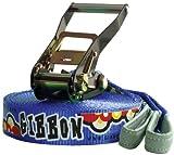 GIBBON(ギボン) Slackline Fanline 15m 【日本正規品】