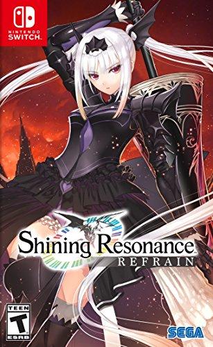 "of America, Inc."" Shining Resonance Refrain Standard Edition - Nintendo Switch - Imported USA."