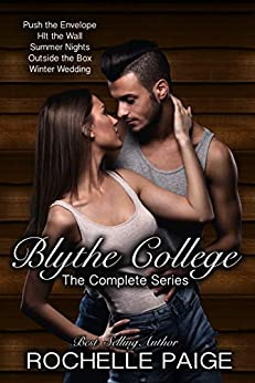 The Blythe College Complete Series Box Set by [Paige, Rochelle]