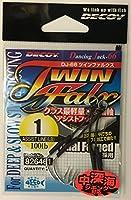 カツイチ デコイ ツインファルクス DJ-66 (TWIN Falx) (1 (100lb))