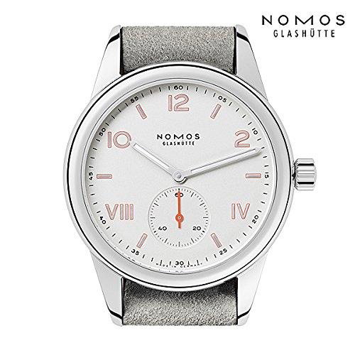 ノモス NOMOS キャンパス CAMPUS CL1A1W2CP 機械式(手巻き)腕時計 [正規輸入品]