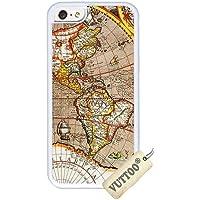 iPhone 5CケースVUTTOO 世界一周 iPhone 5C専用ケース(ホワイト) [並行輸入品]