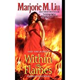 Within the Flames: A Dirk & Steele Novel