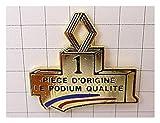 限定レア美品ピンズ ルノー1位表彰台ピンバッチフランス