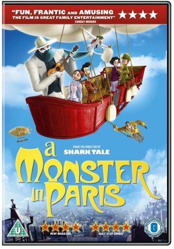 A Monster in Paris [DVD] by Adam Goldberg