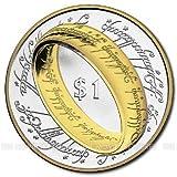 映画 ロード・オブ・ザ・リング ニュージーランド 限定記念コイン シルバー Lord of Rings