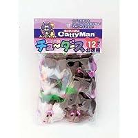 キャティーマン (CattyMan) じゃれ猫 チューダース 12個入