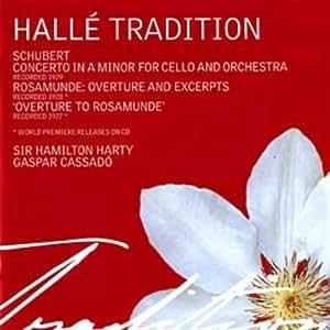 Concerto in a Minor / Rosamunde Overture & Excerpt