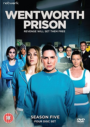Wentworth Prison: Season Five [Regions 2,4]
