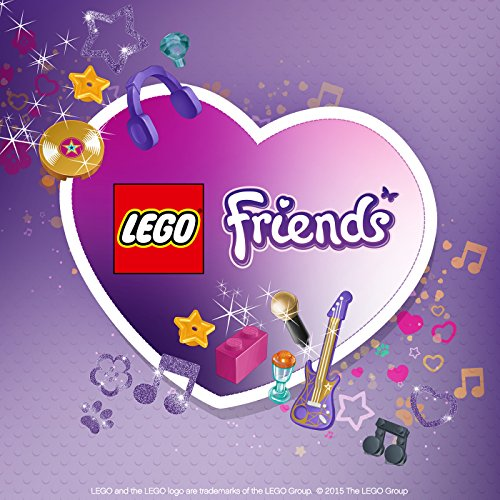 amazon music lego friendsのthe bff song best friends forever