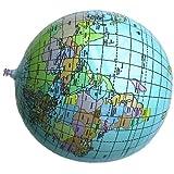 ビーチボール 天体 地球儀 海 風呂 外 子供 大人 夏 遊び バレー 世界地図 遊び