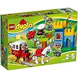 レゴ (LEGO) デュプロ ばしゃととりで 10569