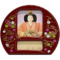 雛祭り用オルゴール付写真立(大)