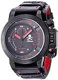 [エンジェルクローバー]Angel Clover 腕時計 ROEN コラボレーション ブラック文字盤 TC48ROR2 メンズ