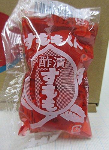 ミサキヤのすももくん (1箱は20袋入り)+大和屋サービスで菓道の珍味1枚付き