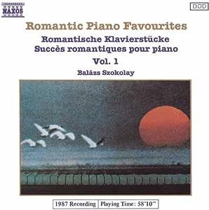 ロマンティック・ピアノ・名曲集Vol.1