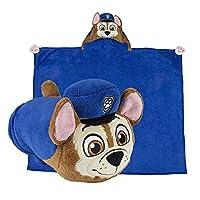 (快適なクリスタル) Comfy Critters ぬいぐるみの動物ブランケット - PAWパトロール (並行輸入品) [並行輸入品]