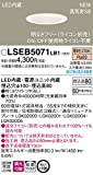 Panasonic(パナソニック) 【工事必要】 LEDダウンライト 60形電球1灯相当・埋込穴φ100 明るさフリー(ライコン別売)・調光タイプ 電球色:LSEB5071LB1