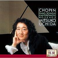 ショパン:ピアノ・ソナタ第2番「葬送」&第3番