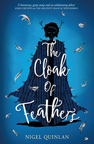 The Cloak of Feathers (English Edition)