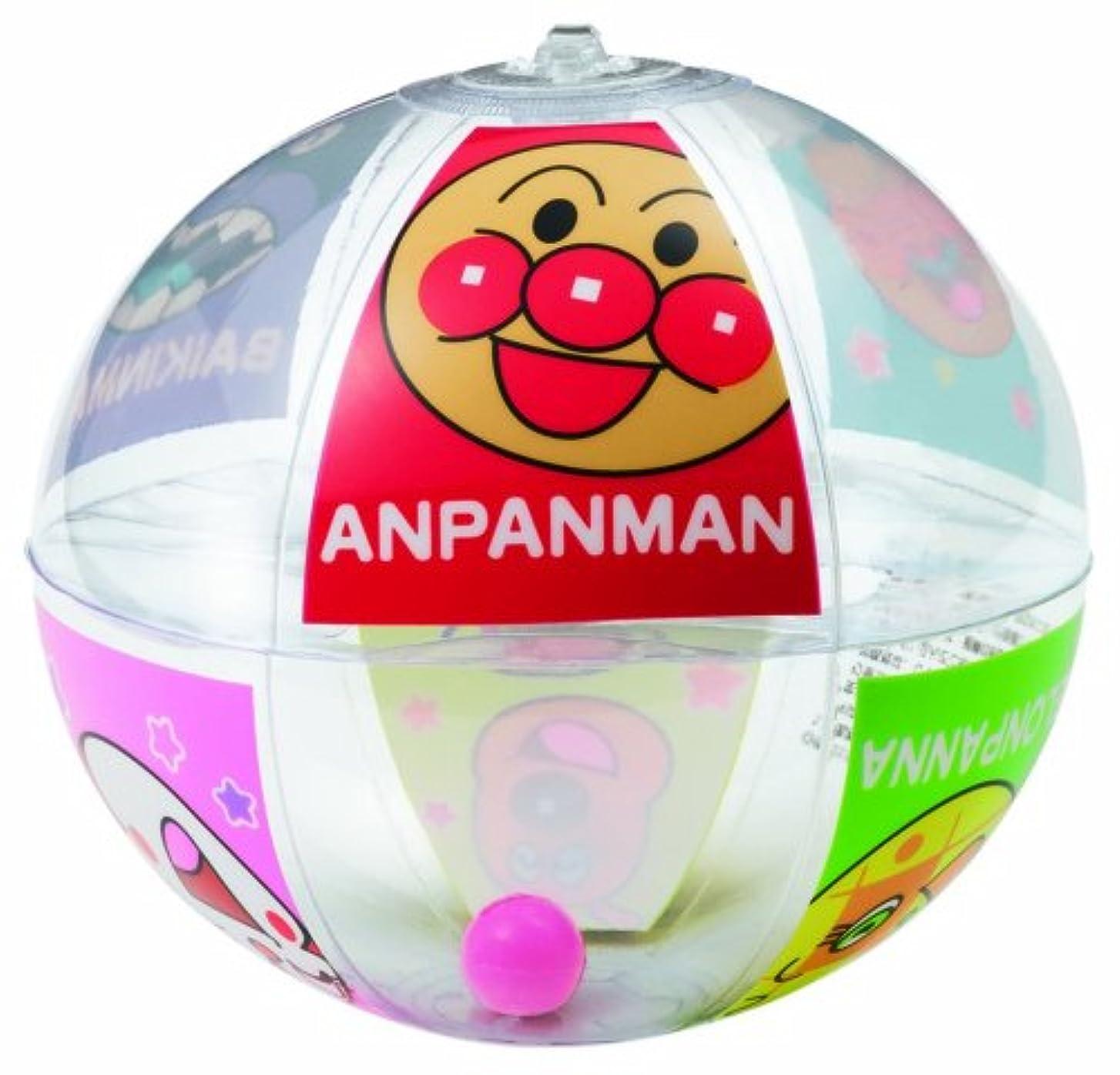統合する協会送ったアンパンマン 鈴入りミニボール