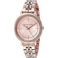 Michael Kors Cinthia Stainless Steel Watch