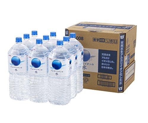キリン アルカリイオンの水 PET (2L×9本)をアマゾンで購入