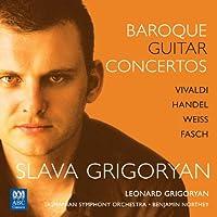 Baroque Guitar Concertos