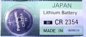 パナソニック コイン電池 CR2354