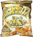 ポテトチップス 濃いめのり塩