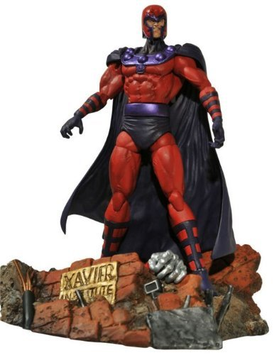 Diamond Select Toys Marvel Select: Magneto Action Figure [並行輸入品]