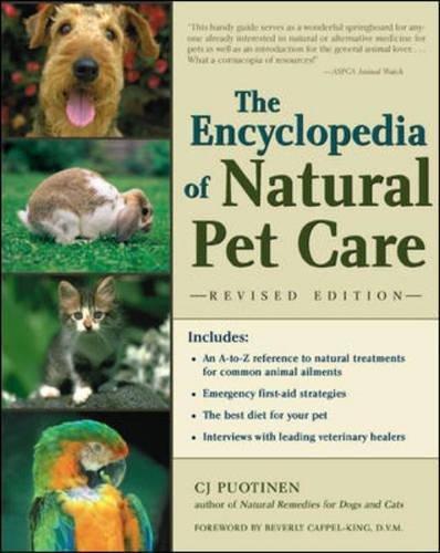 The Encyclopedia of Natural Pet Care (NTC Keats - Health)