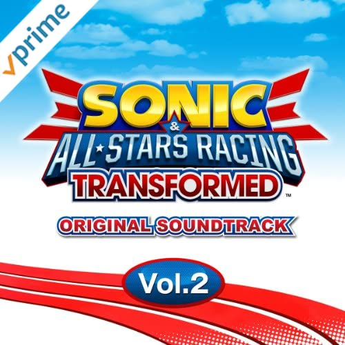 Sonic & All-Stars Racing Transformed Original Soundtrack Vol. 2