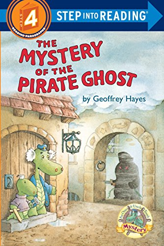 The Mystery of the Pirate Ghost: An Otto & Uncle Tooth Adventure (Step into Reading)の詳細を見る