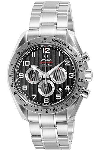 [オメガ]OMEGA 腕時計 スピードマスター ブロードアロー ブラック文字盤 コーアクシャル自動巻 クロノグラフ 321.10.44.50.01.001 メンズ 【並行輸入品】