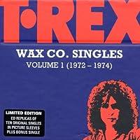 Vol. 1-T. Rex Wax Co. Singles Box (1972-74)