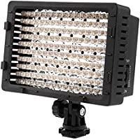 Neewer 160 調光ハイパワーパネルLEDライト デジタルカメラ/ビデオカメラ【並行輸入品】