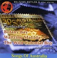 World Rhythms: Songs Of Australia by Various Artists