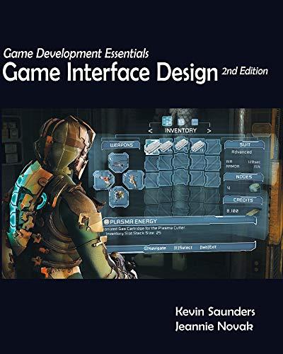 Download Game Development Essentials: Game Interface Design 1111642885