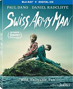 Swiss Army Man [Blu-ray] [Import]