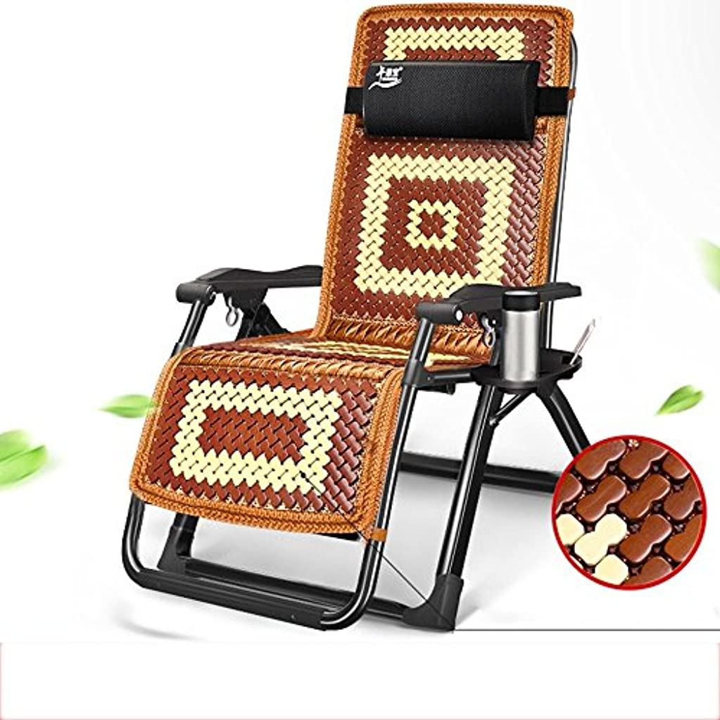 ギャンブル静脈宿るロッキングチェア折りたたみ椅子リクライニング背もたれ調整ゼロ重力チェアラウンジで取り外し可能なクッションオフィス用屋内屋外,B