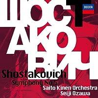 ショスタコーヴィチ:交響曲第5番、チェロ協奏曲 他
