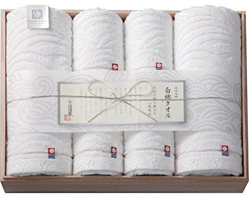 今治謹製 白織タオル タオルセット SR9039