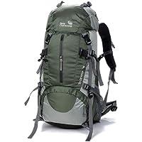 (アウトランダー)OUTLANDER レインカバー付き登山用リュック 50L