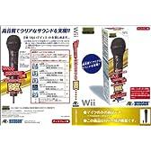 カラオケJOYSOUND Wii 専用 USBマイクDX